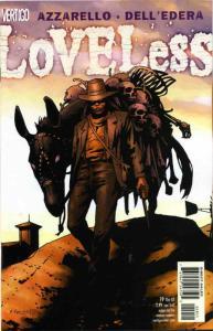Loveless #19 VF/NM; DC/Vertigo | save on shipping - details inside