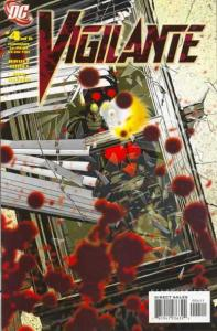 Vigilante (2005 series) #4, NM (Stock photo)