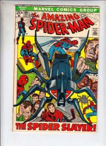 Amazing Spider-Man #105 (Feb-72) VF/NM+ High-Grade Spider-Man