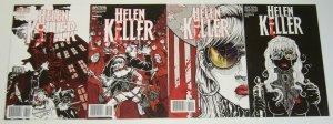 Helen Killer #1-4 VF/NM complete series - helen keller - arcana comics bad girl