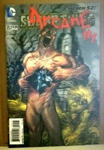 Swamp Thing #23.1 (2013)