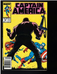Captain America #331 (Marvel, 1987)