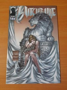 Witchblade #7 ~ NEAR MINT NM ~ (1996, Image Comics)