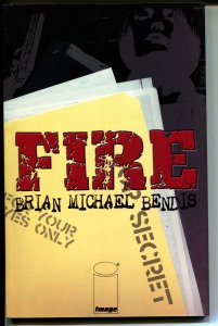 Fire-Brian Michael Bendis-TPB-trade