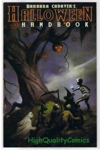 HALLOWEEN HANDBOOK #1 Limited, VF/NM, Mike Hoffman, 2006, more indies in store