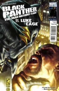 Black Panther: The Man Without Fear #517 VF/NM; Marvel | save on shipping - deta