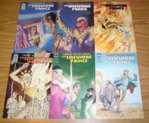 Moebius' Airtight Garage: Elsewhere Prince #1-6 VF/NM complete series 2 3 4 5
