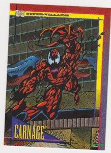 1993 Marvel Universe #57 Carnage