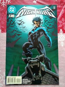Nightwing #2 (Nov 1996, DC)