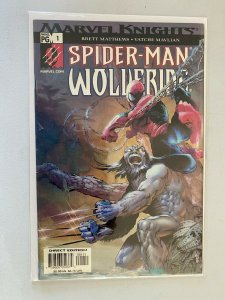 Spider-Man and Wolverine #1 6.0 FN (2003)