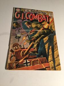 G.I. Combat 96 Gd/Vg Good/Very Good 3.0 Silver Age DC Comics