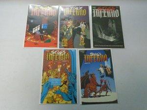Stig's Inferno Run: #1-5 6.0 FN (1989)
