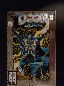 Doom 2099 Issue #1 and #2  1st and 2nd Appearances!
