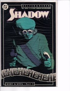 DC Comics (1988) The Shadow #16 & 17