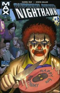Marvel SUPREME POWER: NIGHTHAWK #3 VF/NM