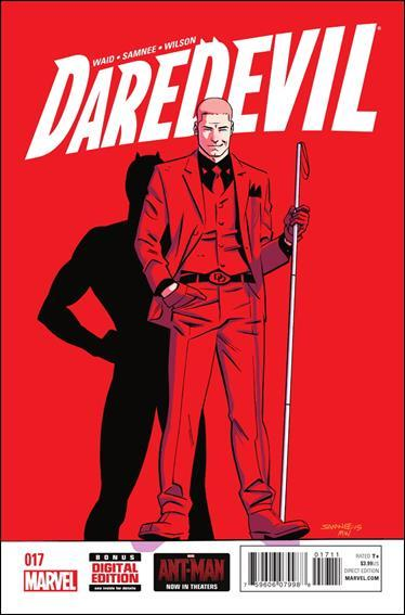 Marvel DAREDEVIL (2014 Series) #17 VF/NM