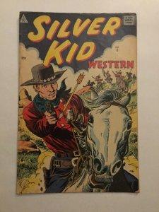 Silver Kid 2 Vg- Very Good- 3.5 Water Damage Iw