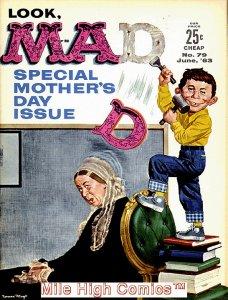 MAD (MAGAZINE) #79 Fine