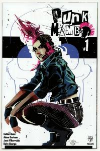 Punk Mambo #1 Cvr C (Valiant, 2019) NM