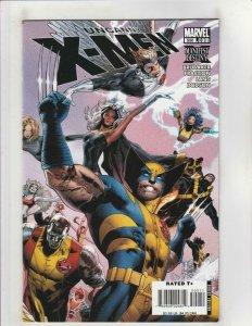 X-MEN #500, VF/NM, Greg Land, 2008, Wolverine, Storm, Marvel