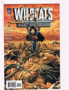 Wildcats Nemesis # 2 VF/NM Wildstorm Comic Books Morrison Caldwell Banning! SW11