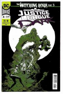 Justice League Dark #4 Foil Cvr (DC, 2018) NM