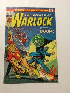 Warlock 5 VF/NM Very Fine/Near Mint 9.0