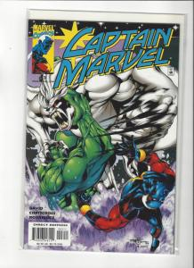 Captain Marvel #3 (2002) Vs The Hulk Marvel Comics NM