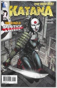 Katana   # 1 FN (New 52)