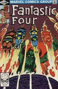 FANTASTIC FOUR 221-300, 25-Different,World's Greatest