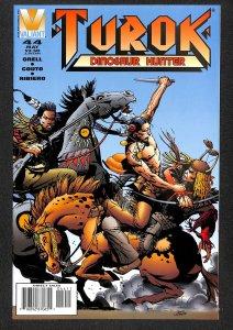 Turok, Dinosaur Hunter #44 (1996)
