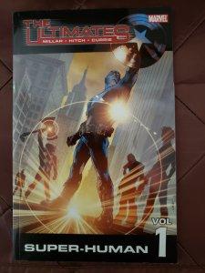THE ULTIMATES: Super-Human vol 1