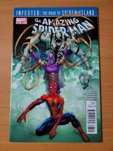 Amazing Spider-Man #663 ~ NEAR MINT NM ~ 2011 Marvel Comics