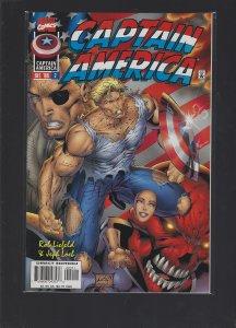 Captain America #2 (1996)