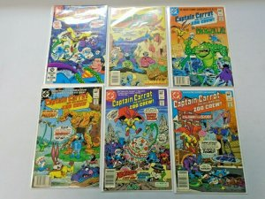 Captain Carrot and His Amazing Zoo Crew! Run #1-11 8.0 VF (1982-1983)