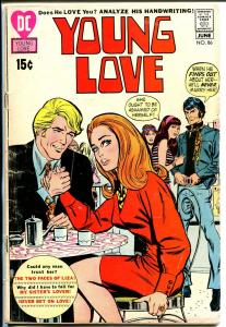 Young Love #86 1971-DC-spicy art-love triangles-G
