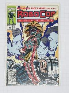RoboCop #22 (1991)