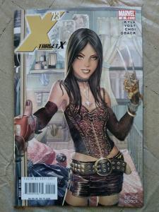 X-23: TARGET X #2 (2007) Marvel Comics Choi Cover
