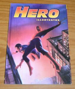 Hero Illustrated #6 alex ross amazing fantasy 15 cover swipe  lenticular/motion