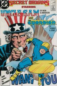 Secret Origins (3rd Series) #19 VF; DC | save on shipping - details inside