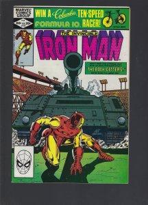 Iron Man #155 (1982)