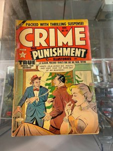 Crime and Punishment Illustories 64 GD/GD+