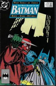 Batman #435 (DC, 1989) NM