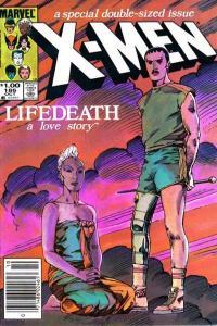 Uncanny X-Men (1981 series) #186, VF- (Stock photo)