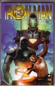 Iron Man  : The End TPB
