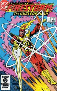 Fury of Firestorm, The #30 VF; DC | save on shipping - details inside