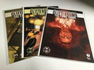 Glitterbomb The Fame Game 1 2 3 Nm Near Mint Image Comics