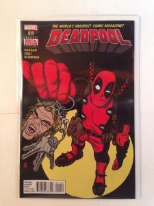Deadpool 11 Near Mint Duggan Lolli Redmond