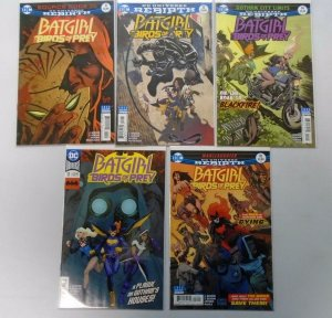 Batgirl and the Birds of Prey 8.0 VF (2017-18)