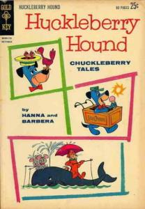 Huckleberry Hound (Gold Key) #18 VG; Gold Key | low grade comic - save on shippi